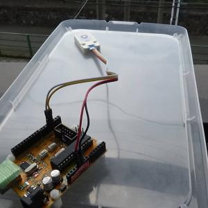 F28まで押せるコントローラの検討 GPS取り付けの検討 その1