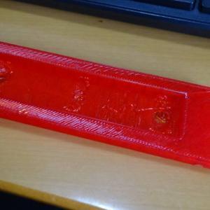 3Dプリンタ買ったので、プラレールをHO改造する予定。その3