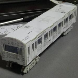 基板電車を作る その2