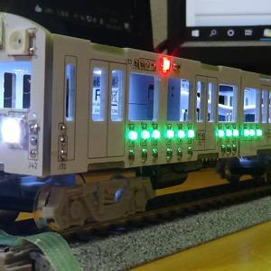 基板電車を作る その6