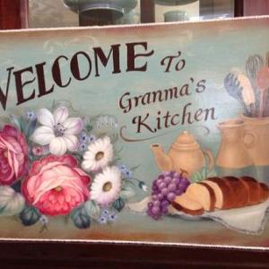 「おばぁの台所」さんへプレゼント