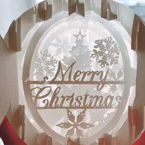 クリスマスの不思議な球体