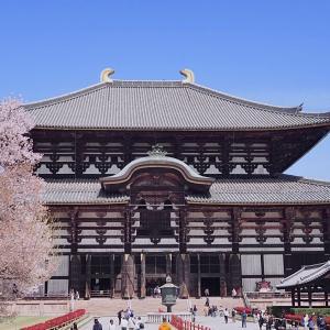 【今日は奈良東大寺まで一走りして!】