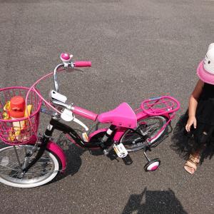 3歳のお誕生日プレゼント★自転車★娘の愛車まとめ★