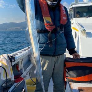 12月9日(月)タチウオ遠征便
