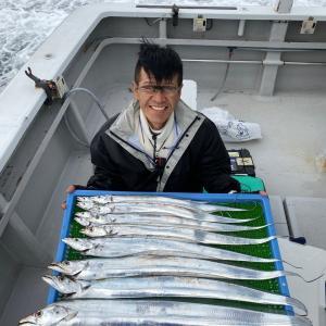 12月11日(水)タチウオ遠征便