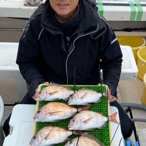 2月26日(水)海峡サビキ便