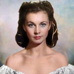 華ある美女スカーレットの隣に地味目の彼女がいたら オリヴィア・デ・ハヴィランド