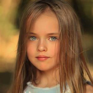 世界一の美少女が大人になると。。美貌が激減するの?それとも激増?