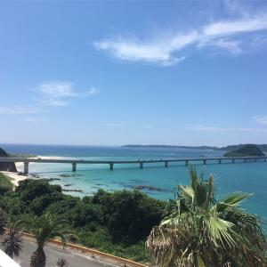 こんなとこまで下関市?!角島大橋のブルーに癒される。絶景眺めるおすすめスポットなレストラン「GABBIANO(ガッビアーノ)」さんへ!