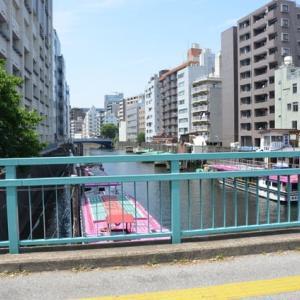 江戸城外郭巡りその1-浅草橋・柳橋