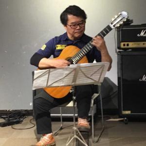 クラシックギター部OB会!