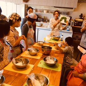 親子パン作り教室第2弾