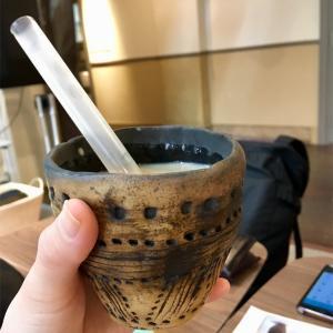 【北海道大学】土器で飲むタピオカ!「タピ土器」に大興奮してきました(*'ω'*)♪