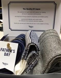 Father's Day  娘夫妻 & 息子夫妻から嬉しいプレゼント~