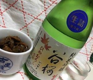 美味しい故郷コラボ~地酒 数量限定 谷桜酒造  純米吟醸 ひやおろし 原酒 & 浦安名産 はまぐり あさり