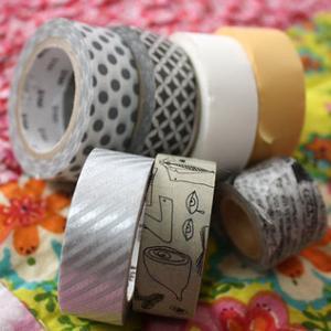 マスキングテープでお部屋を飾る73