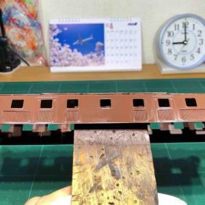 天賞堂EF57 レストア 10