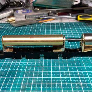 C55流線型を魔改造する 3