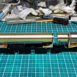 C55流線型を魔改造する 4