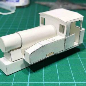 切りぬく…紙蒸機に挑戦‼︎ B20 ③