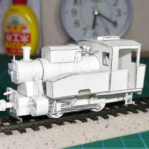 切りぬく…紙蒸機に挑戦‼︎ B20 ⑥