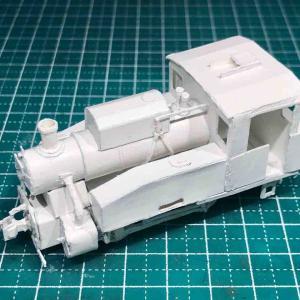 切りぬく…紙蒸機に挑戦‼︎ B20 ⑦