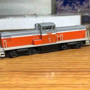 KATO DD13 品番N701と701比較 2