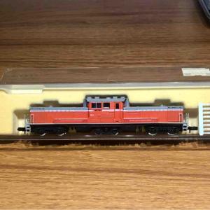 Nゲージ KATO DD51初期製品②
