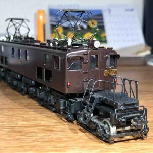 16番 天賞堂EF58旧型