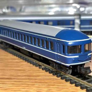 Nゲージ 関水金属 20系寝台客車②