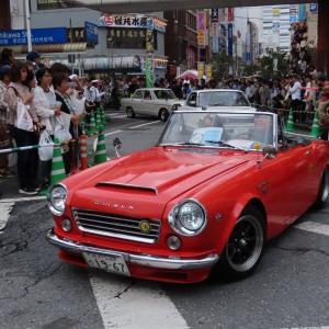 クラシックカーパレード~昭和にタイムスリップ 懐かしい車