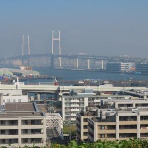横浜山手通り 洋館と建物