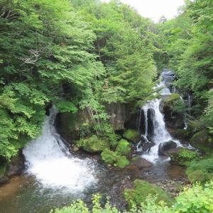 奥日光 名瀑・竜頭の滝