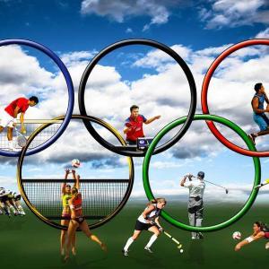 オリンピックが救世主