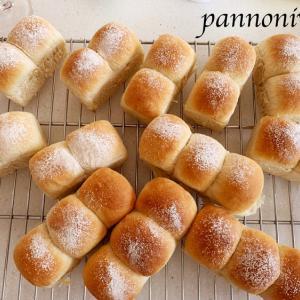 ミニ食パン&アップルブレッド♪ピザレッスン