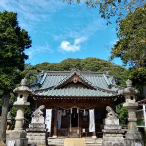 鶴峯八幡宮