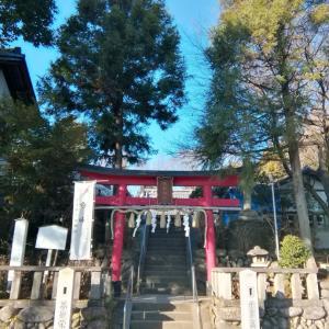 鷺宮 咲前神社④