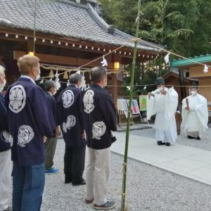 鷺ノ宮咲前神社⑥