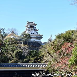 高知城へ♪ vol.1 -12月の帰省旅・11 -