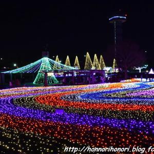 木曽三川公園センターのイルミネーション♪ vol.2