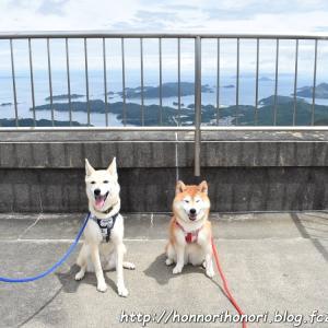 朝熊山頂展望台へ♪ vol.2