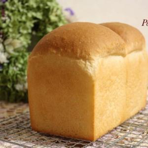 白神こだま酵母でパン・ド・ミ