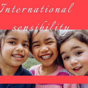 国際感覚の取得を目指す