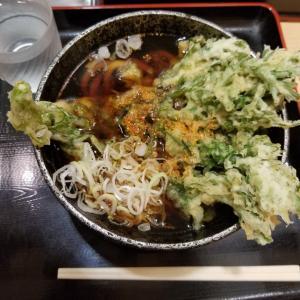 思い出の春菊の天ぷら、、、