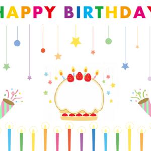 Happy Birthday !! ジャンヌ♡ & レイラ♡ 2019
