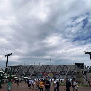 ラグビーワールドカップ観戦2