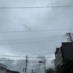 台風19号接近
