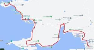 ぶらっとサイクリング(御坊~白崎海洋公園)2