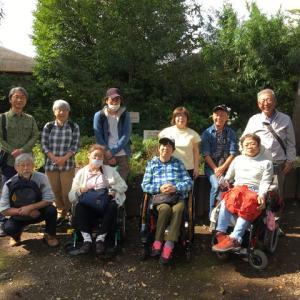 第4回リユニオンキャンプ・ガーデンピクニック開催